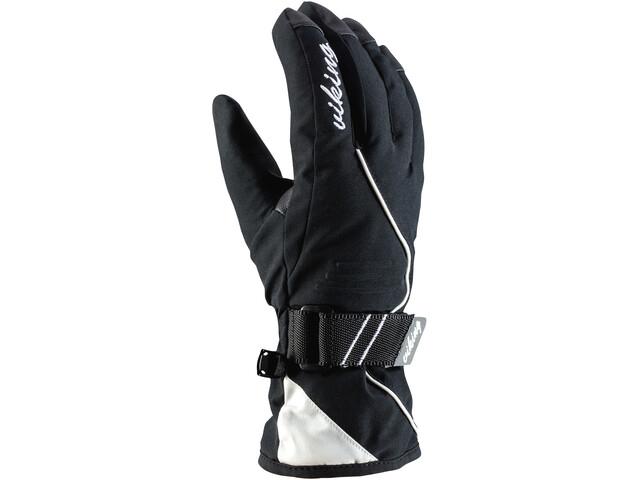 Viking Europe Tesera Ski Gloves Women black white